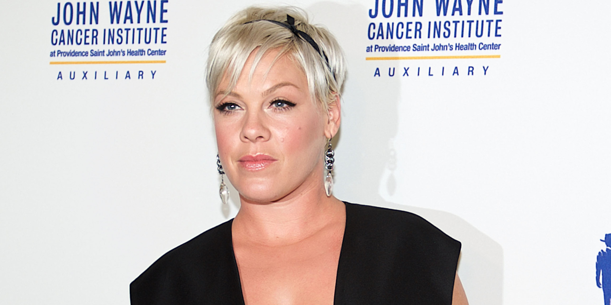 Pink Slams Weight Critics With Pink