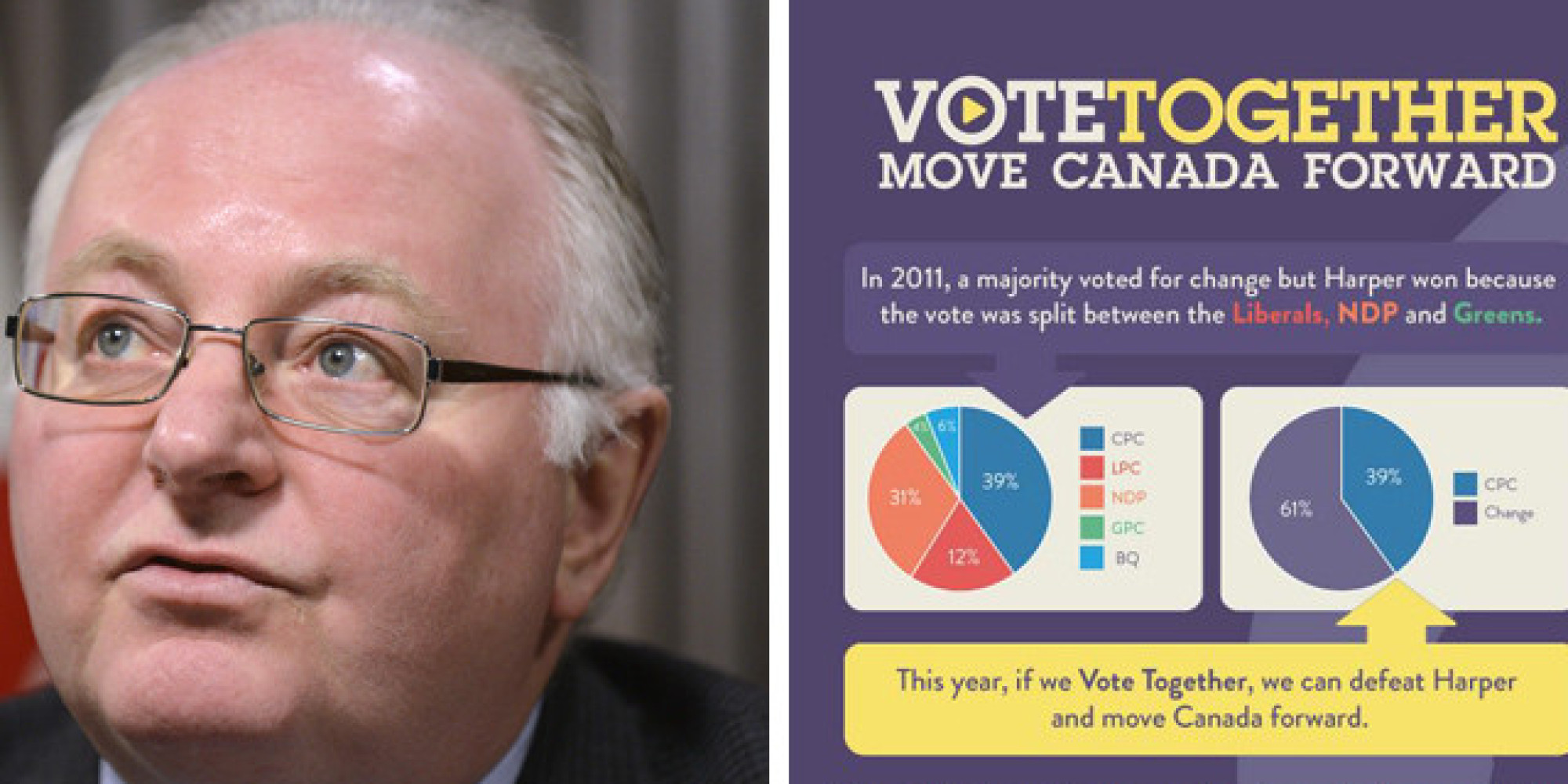 CUPE Slams Campaign Encouraging Canadians To 'Vote Together'