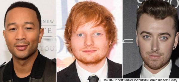 Ed Sheeran Tops List Of Musicians We Want To Sleep With
