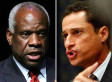 Anthony Weiner Tweet-Taunts Clarence Thomas About Financial Records News Dump