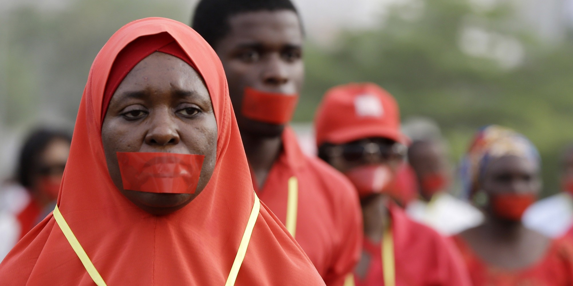 Kidnapped Nigeria school girls reportedly sold as brides