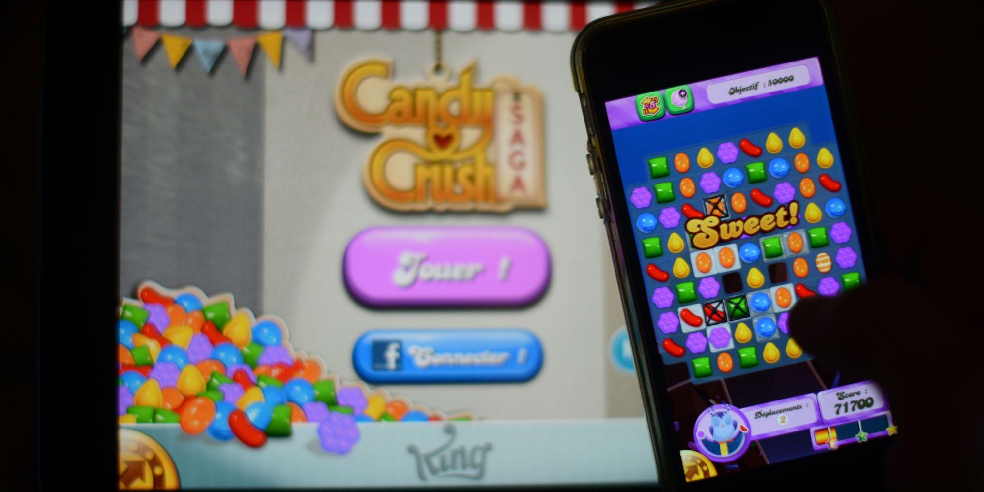 Candy Crush Addiction Center