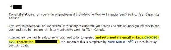 Use Of Credit Checks To Screen Job Applicants Growing In Canada As