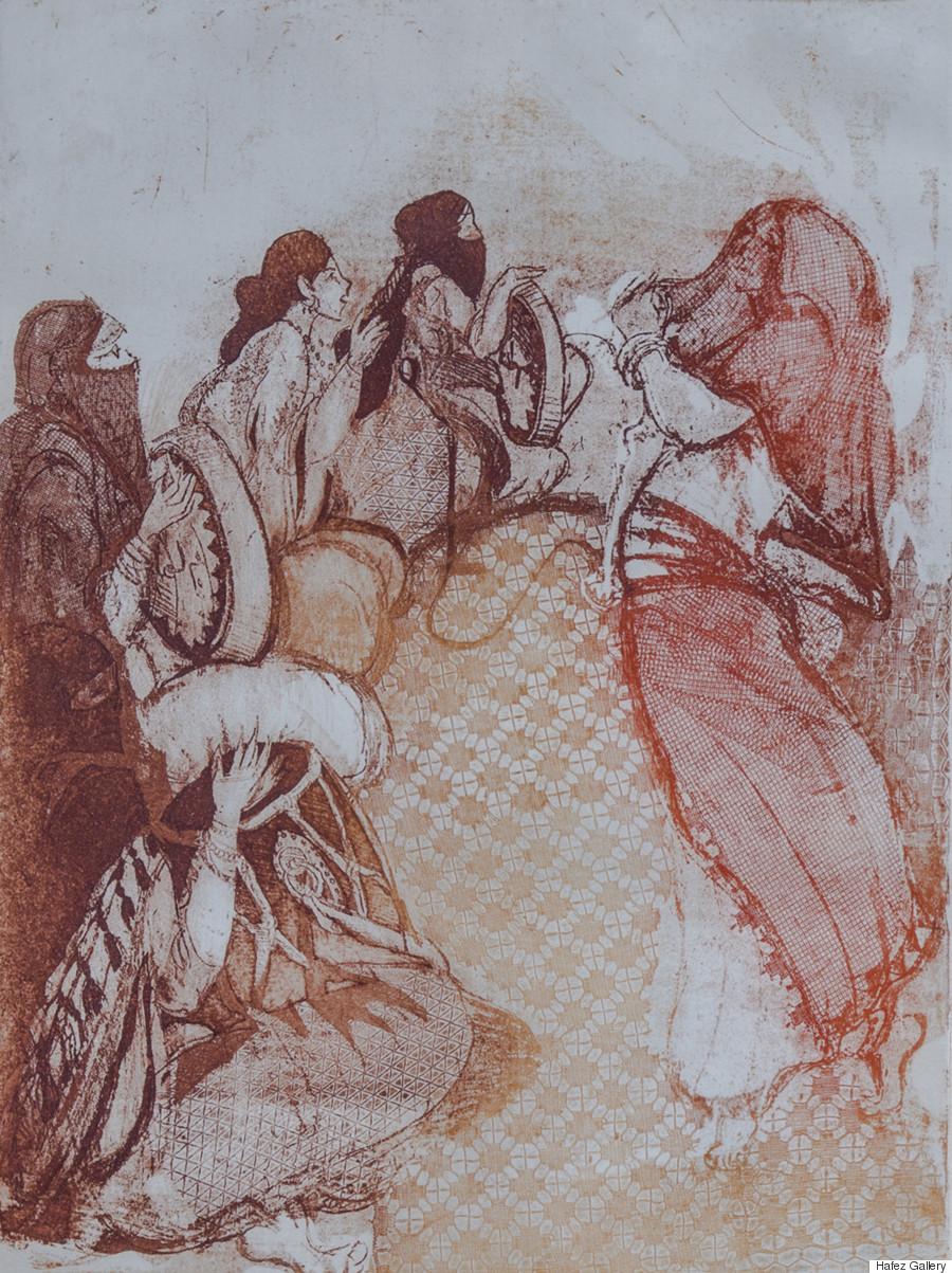 nabilah al bassam folklore dance 1973