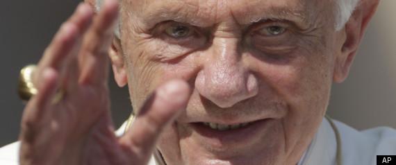 POPE BENEDICT NAZIS