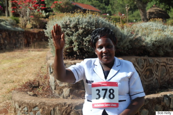 kenya marathon runner iii