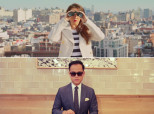 This Couple's Wes Anderson-Inspired Save-The-Date Video Is Wonderful, Whimsical Perfection