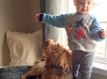 10 Ways Toddlers And Dogs Are Similar