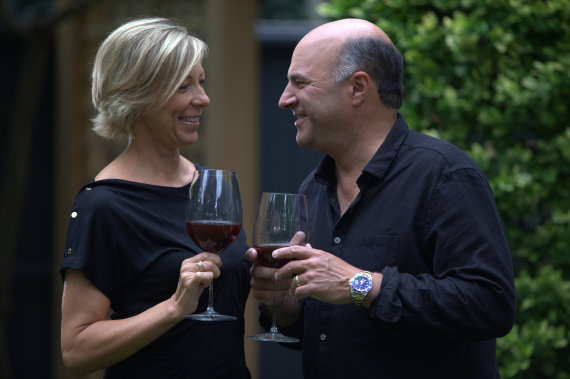 kevin oleary linda