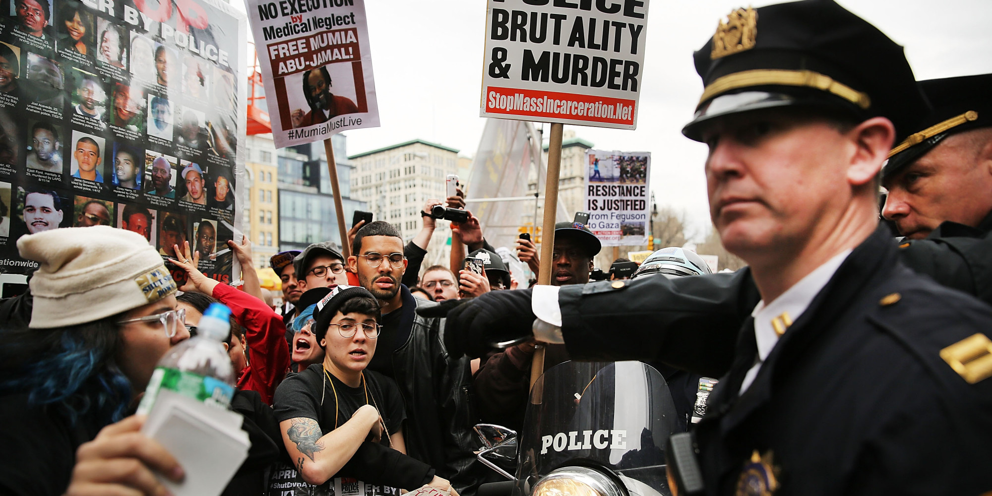 Protests In U.S. Cities Against Police Violence Prompt Arrests ...