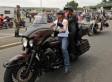 Sarah Palin On A Motorcycle At Bus Tour Launch (PHOTOS)