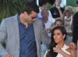 Kim Kardashian Flaunts Engagement Ring In Monaco (PHOTOS)