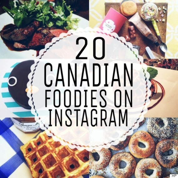 canadian foodies