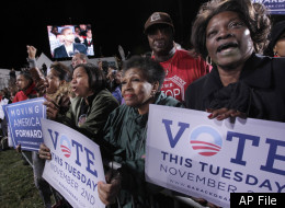 Obama 2012 Voter Registration