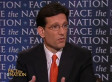 Eric Cantor On 'Face The Nation': Disaster Relief For Joplin Tornado Victims Must Be Offset (VIDEO)