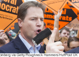 Nick Clegg's Latest Plan To Get The Youth Back Onside Is Very Questionable