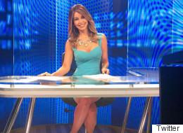 Myrka Dellanos sale de EstrellaTV