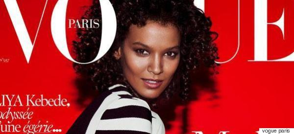 Vogue Paris Features Its First Black Cover Model In 5 Years