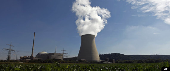 GERMANY NUCLEAR POWER PLANTS SHUT DOWN 2022
