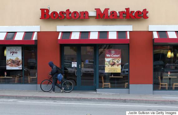 boston market food