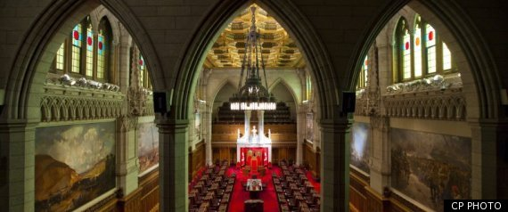 SENATE REFORM OTTAWA QUEBEC