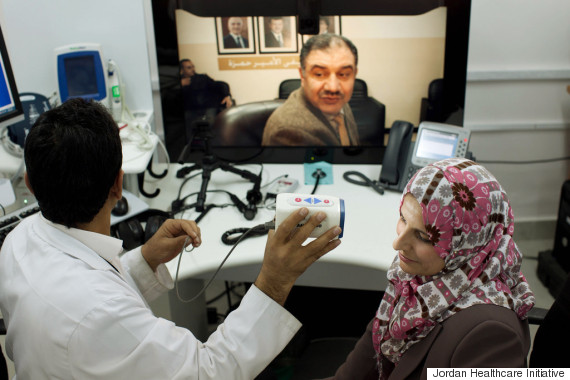 jordan healthcare initiative