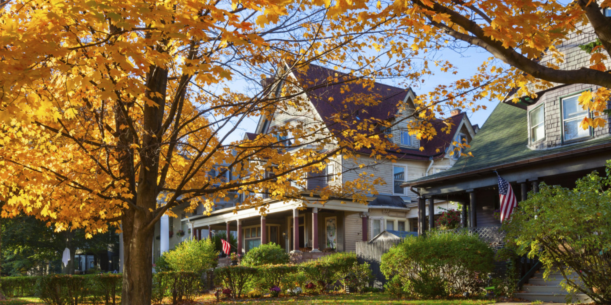 The 10 most beautiful neighborhoods in america ranked for Real time pictures of my house