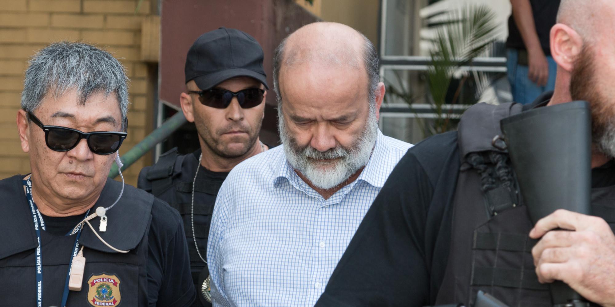 Resultado de imagem para vaccari preso