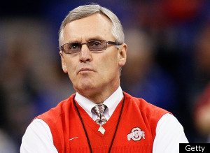 Sports Illustrated Jim Tressel