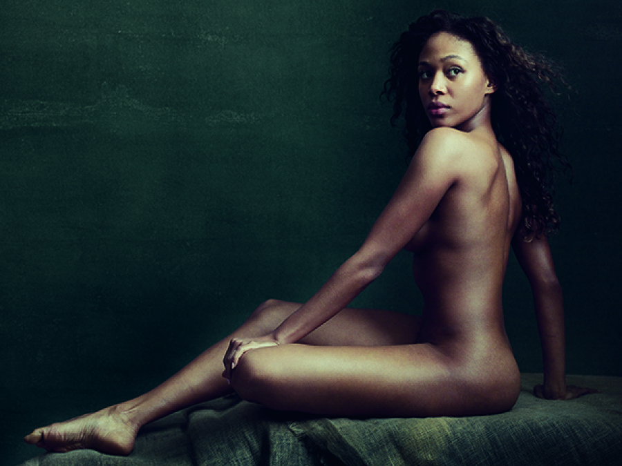 Laverne Cox, Jordana Brewster And More Go Nude For Allure ...