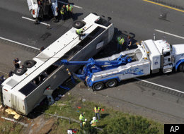 Virginia Bus Crash