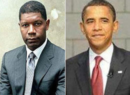 Haysbert Obama