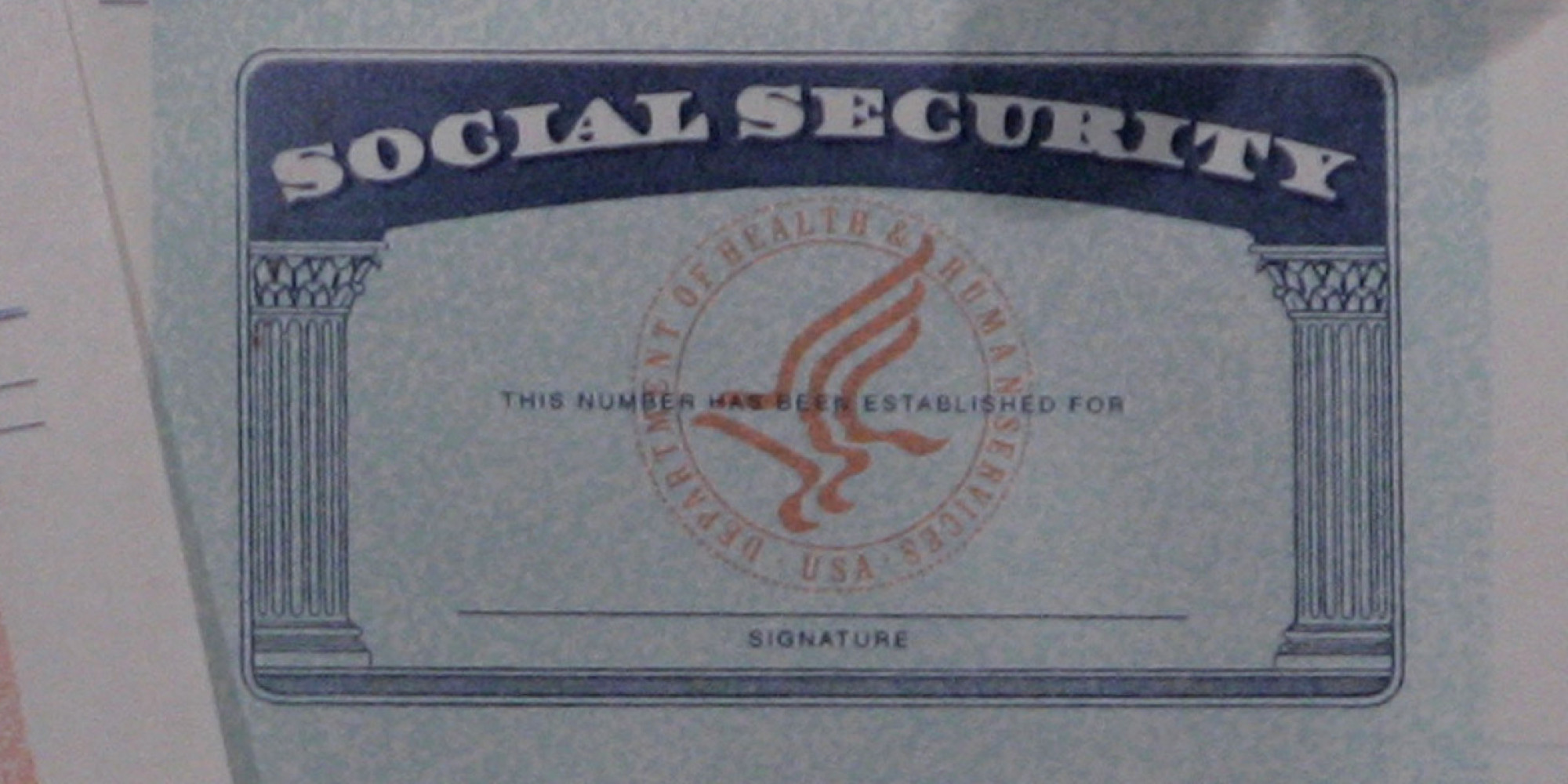 Top Blank Social Security Card Images For Pinterest Tattoos