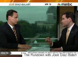 Rubio se confiesa y ataca con Díaz Balart