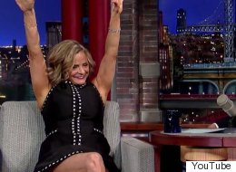 You're Going To Love How Amy Sedaris Says Goodbye To Letterman