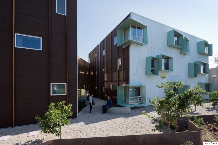 The 10 Best Housing Designs Of 2015 According To Architects