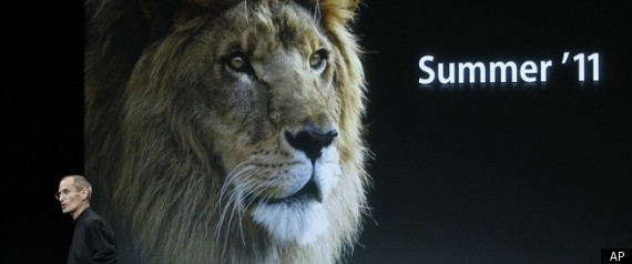 MAC OS X LION FEATURES