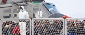 Migrant Italy