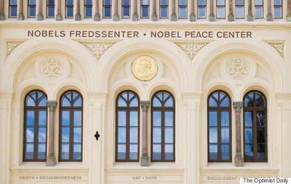 nobel prize the optimist daily