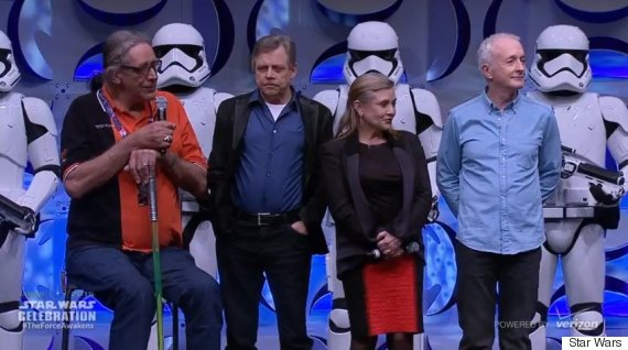 star wars reunion