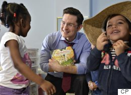 Top 20 Ridings Likely To Receive Most from Increased Child Care Benefit