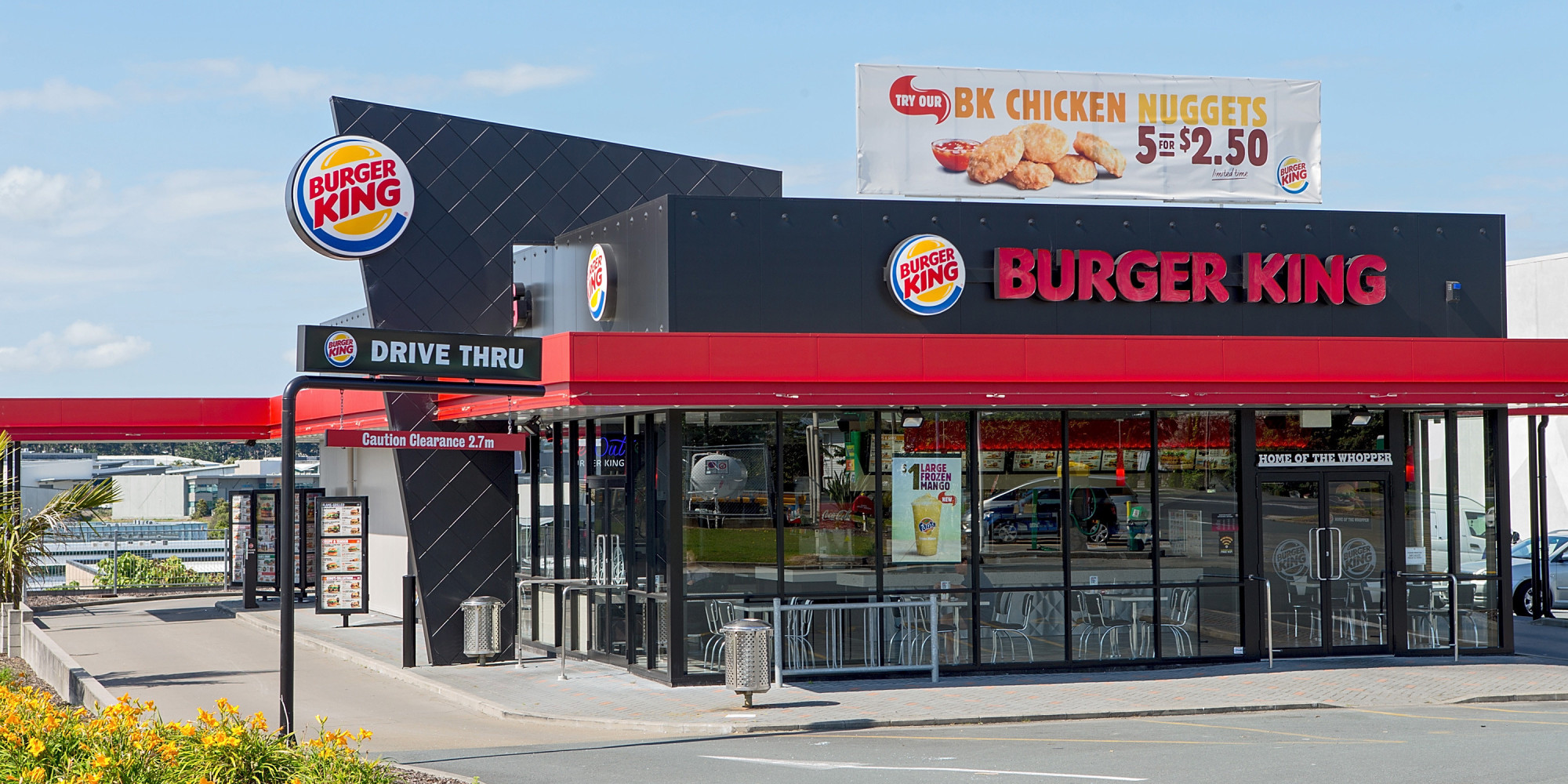 Fast Food Places In New York The S