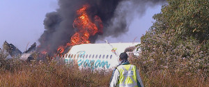Plane Crash Myanmar