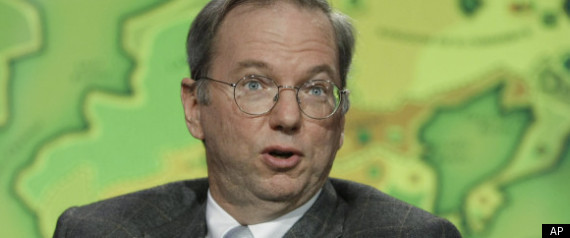 Google Ceo Eric Schmidt Facebook