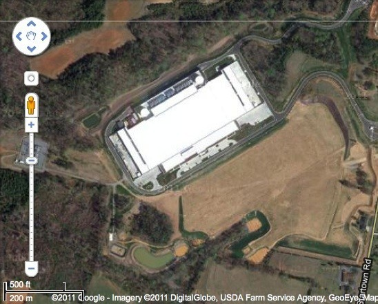 Apple S North Carolina Icloud Data Center Finally Appears