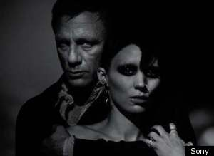 'The Girl With The Dragon Tattoo' American Trailer: Rooney Mara, Daniel Craig In Official Green Band Trailer (VIDEO)