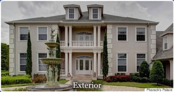 florida stripper mansion