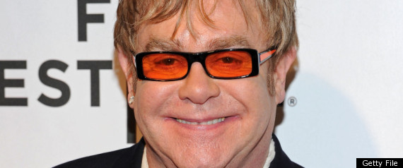 ELTON JOHN FLORIDA HIV AIDS FUNDING