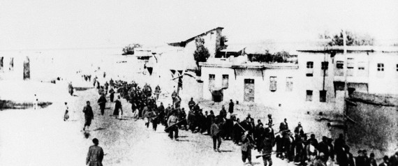 ARMENIA DEATH MARCH