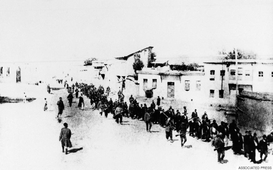 armenia death march
